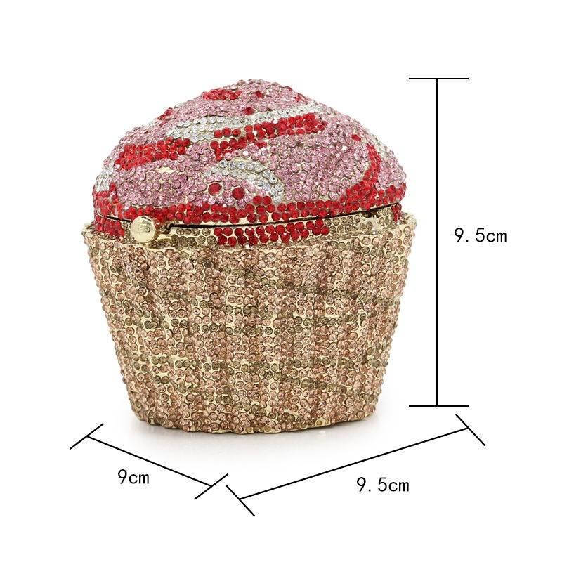 caixa mini bolsa embreagem bolsa