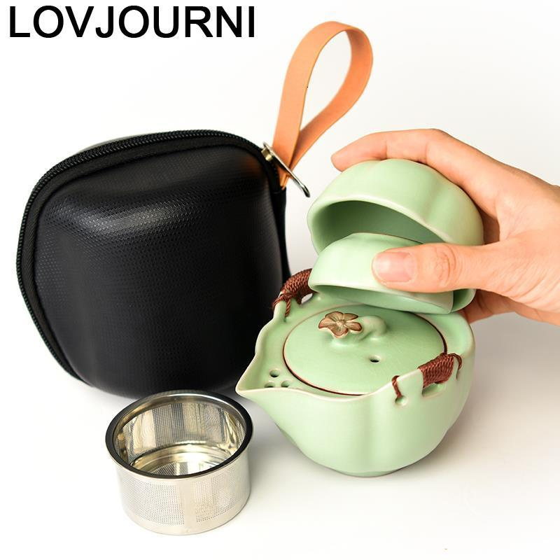 Decor Akcesoria Do Kuchni Mutfak Aksesuarlari Afternoon Kitchen Accessories Kuchnia Gongfu Teaware China Teapot Chinese Tea Set