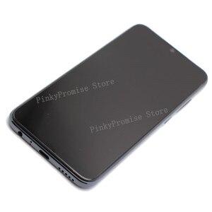 Image 2 - Orijinal LCD için 6.3 Xiaomi Redmi not 8T için LCD ekran ekran değiştirme Redmi Note8t LCD dokunmatik ekran sayısallaştırıcı parça