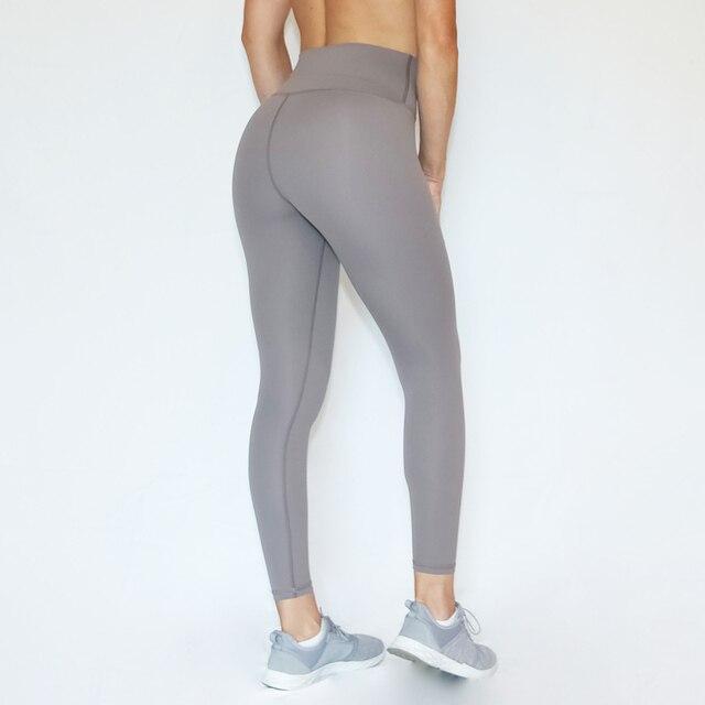 $ US $21.77 Nepoagym SUGAR Women Sport Leggings High Waist Women Yoga Pants Sports Wear for Women Gym Fitness Pants