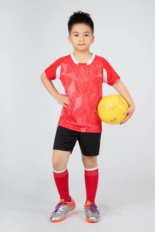 Kids football Uniforms boys girl soccer Jerseys Custom child Soccer Jersey Set Sportswear t-shirt sports suit new style 21