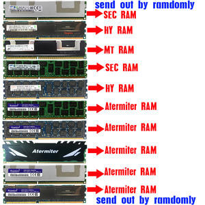 Image 5 - X79 Turbo Scheda Madre LGA2011 ATX Combo E5 2689 CPU 4pcs x 4GB = 16GB DDR3 RAM Radiatore 1600Mhz PC3 12800R PCI E NVME M.2 SSD