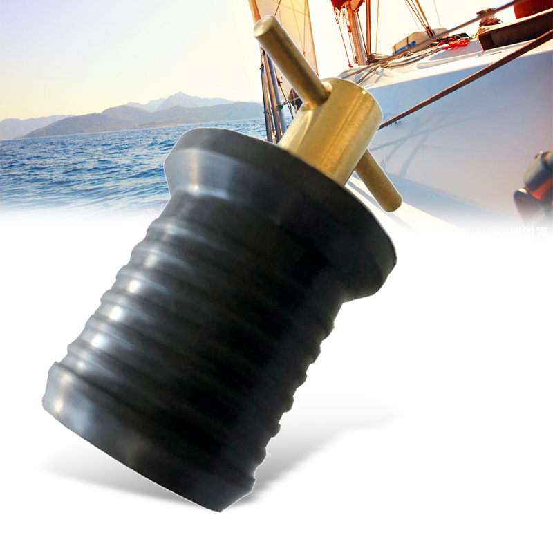 Boat Water Plug Universal Full Adjustable Wont Leak Marine Brass Rotate Plug For Yacht Speedboat Etc Boat Accessories Marine