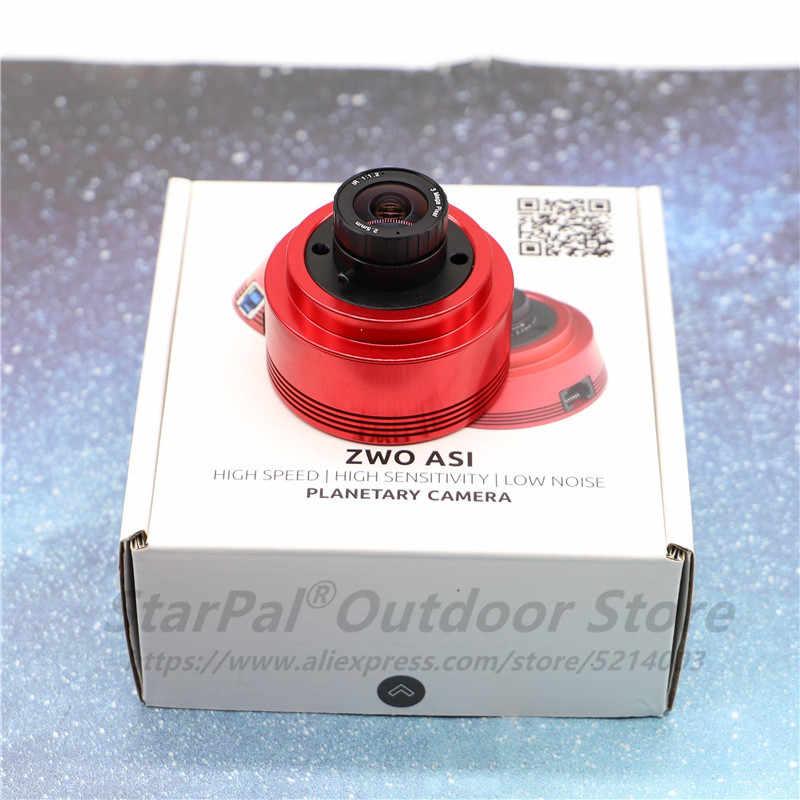 Цветная астрономическая камера ZWO ASI385MC ASI, планетарная, солнечная, Лунная, гидирующая/высокоскоростная, USB3.0 ASI 385 MC ASI 385MC ASI385 MC