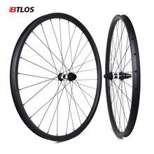 DT350 / DT240s hubs Symmetric XC Trail All Mountain carbon wheelset - WM-i25-9