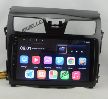 10.1 octa-core 1280*720 QLED screen Android 10 Car GPS radio Navigation for Nissan Teana Altima 2013-2016 with 4G/Wifi, DVR image