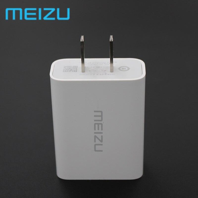 Оригинальное зарядное устройство Meizu 12 В, 2 А, адаптер для быстрой зарядки usb, Европейская и американская вилка для Meizu 15 plus 16 16th 17/pro 6 7 plus mx4 mx5 mx6...