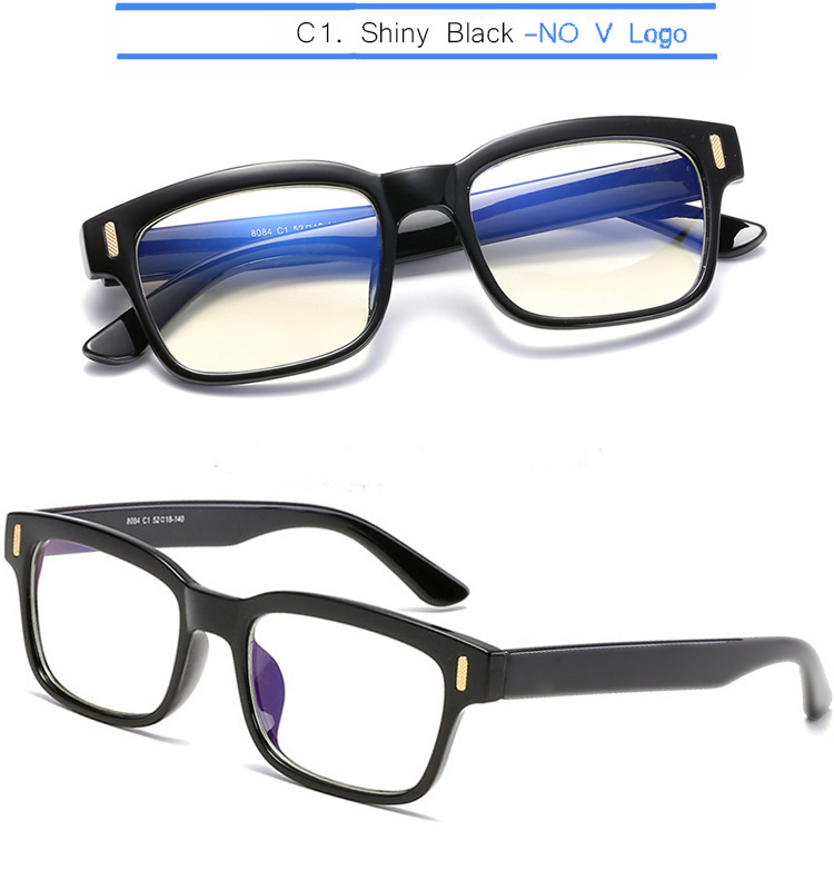 Anti-Blue Light Glasses Computer Spectacles-Astigmatism/Amblyopia/Progressive/Bifocal
