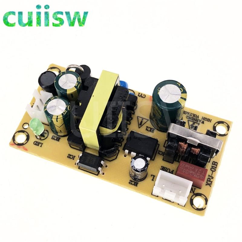 Импульсный блок питания для замены/ремонта, модуль импульсного питания 12 В, 1,5 А, 5 В, 2 А, 100-265 в до 12 В, 5 В, регулятор TL431