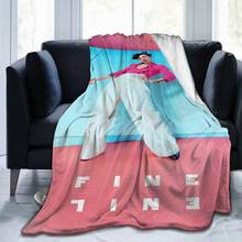 Ultra Soft Sofa Blanket Cover Blanket Cartoon Cartoon Bedding Flannel plied Sofa Bedroom Decor for Children and Adults 100