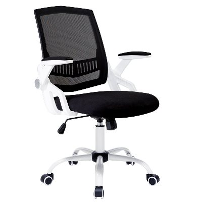 Computer Chair Office  Home Student Desk  Study Backrest Comfortable Seated Learning Writing Swivel