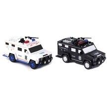 Toy Money-Box Safe-Truck Piggy-Bank Saving Electronic Deposit-Boxes Car-Coin Cash Digital