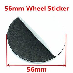 4 шт. 56 мм или 65 мм чехол для обода пыленепроницаемый значок наклейка Логотип Эмблема для колпачков ступицы колесный центральный стикер аксессуары для стайлинга автомобиля