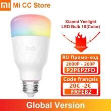 Globale Version Yeelight Smart Led-lampe 1S SE Bunte 800 Lumen 8,5 W E27 Zitrone Smart Lampe Für Smart hause App Weiß/RGB Option