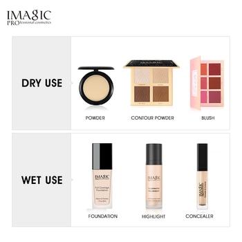 IMAGIC  Makeup Sponge Puff  Professional Cosmetic Puff For Foundation Beauty Cosmetic make up sponge Puff 6