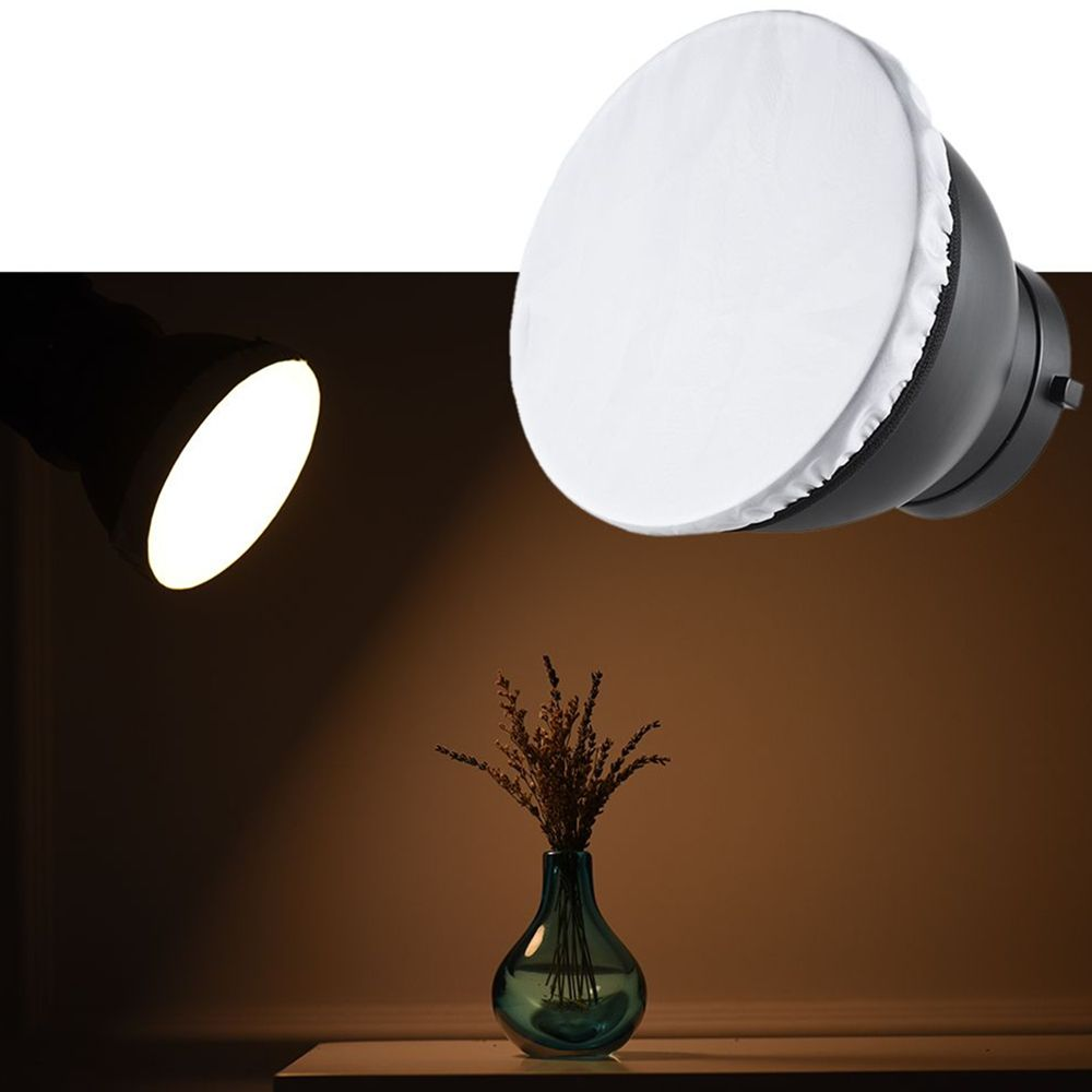 1Pc Photography Light Soft White Diffuser Cloth for 7