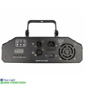 Image 5 - Projecteur Laser stroboscopique 3 en 1 RGB 36W, éclairage de scène DMX512 avec effets déclairage pour DJ, Disco, fête, danse, noël