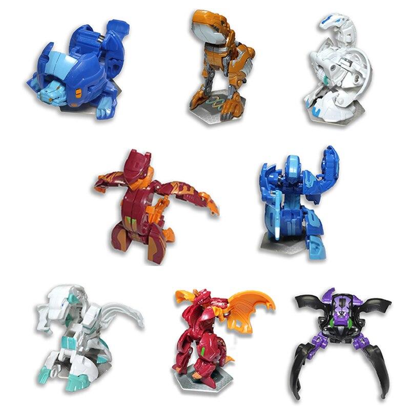 Новинка, детская игрушка TAKARA TOMY BAKUGANES, белый Пегас, металлический фьюжн, мяч с гироскопом, деформация животного, мгновенная деформация
