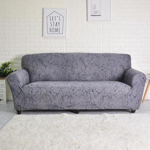 Stretch Sofa Cover for Living Room Couch Cover L shape Armchair Cover Single/Two/Three seat(China)