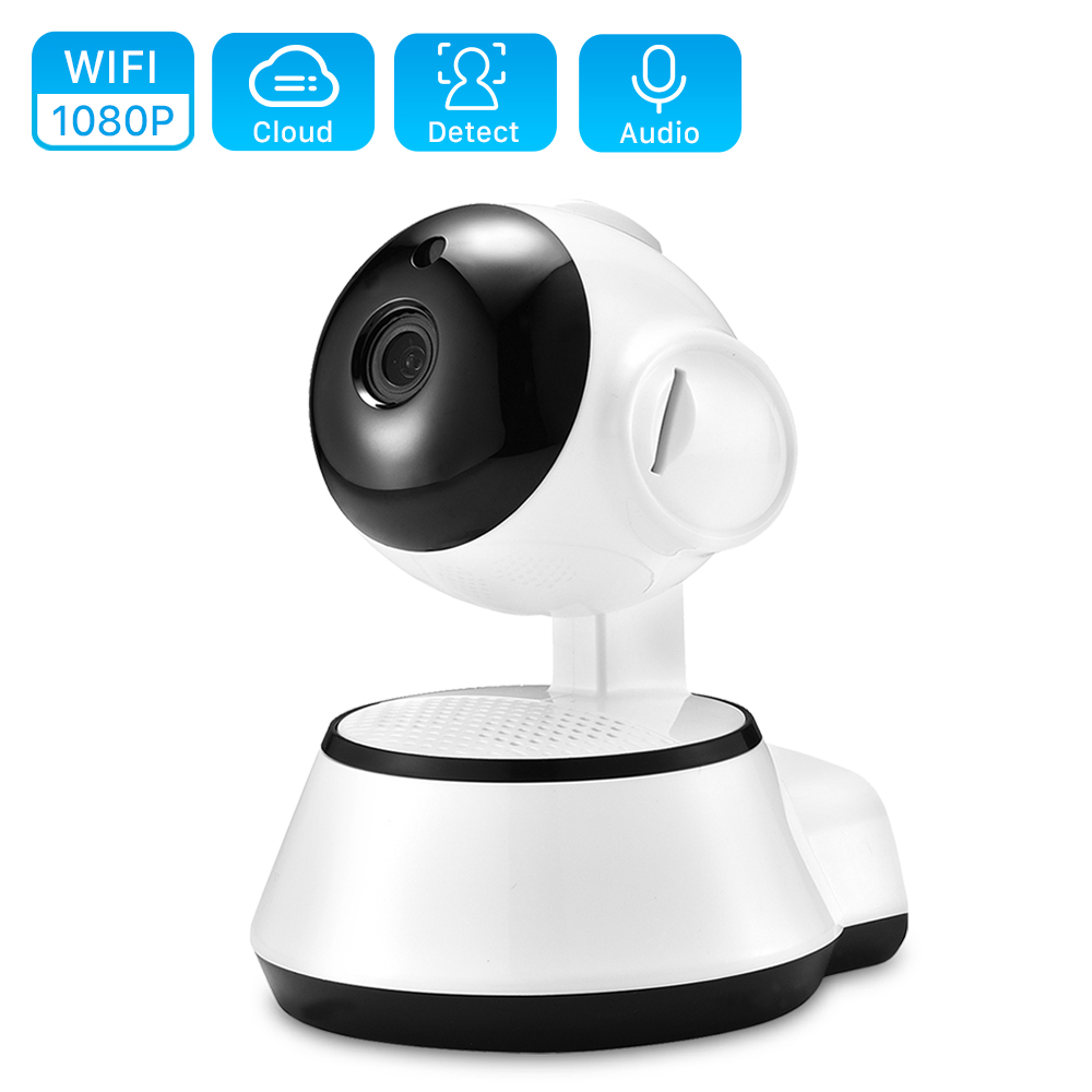 ANBIUX Wireless Security Camera IP Camera WIFI Home CCTV Camera 1080P 720P Audio Surveillance P2P Night Vision Baby Monitor Cam
