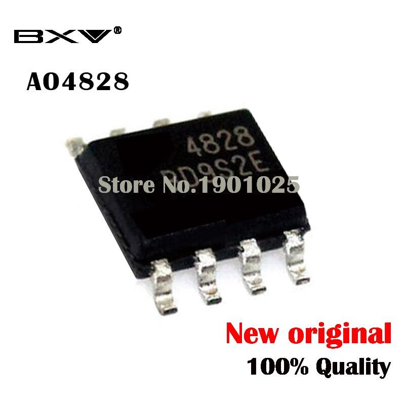Free Shippping 10pcs/lot AO4828 SOP-8 4828 SMD New Original