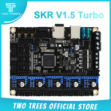 Duas árvores skr v1.5 skr v1.5 turbo placa de controle tft35 e3 v3.1 tela sensível ao toque + tmc2209 uart tmc2208 atualizar skr v1.3 para ender 3