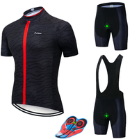 NW Sumner 2019 Pro team Short Sleeve Cycling Jerseys Set Mountain Bike Bicycle Clothing Sportswear Men's cycling equipment