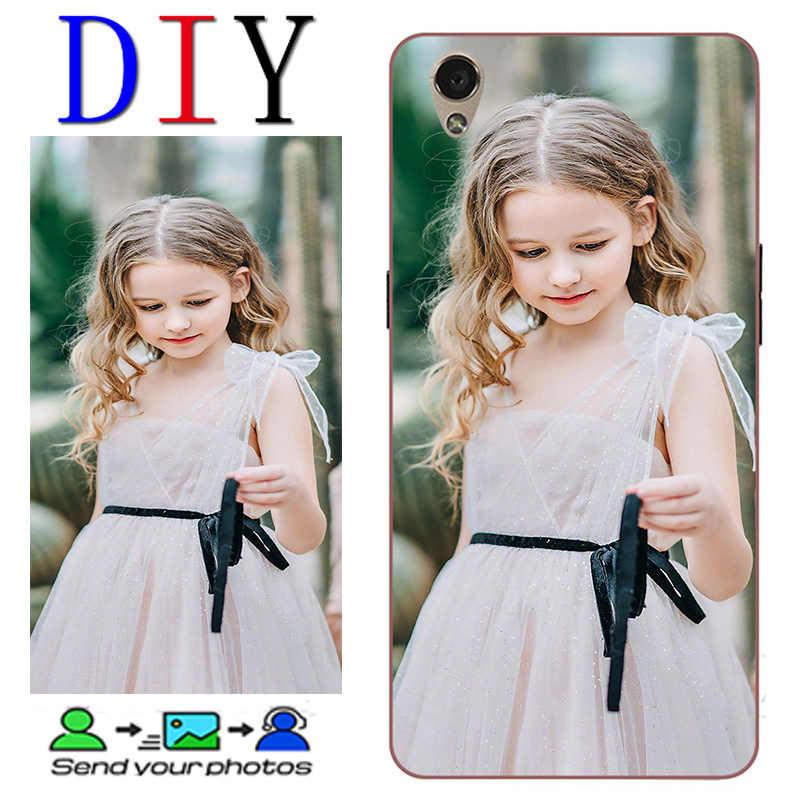 Personalizzare Foto Cassa Del Telefono Per Doogee BL12000 Y7 Y8 X10 X50 X55 X9 Pro Sparare 2 Della Miscela 2X5 max X20 BL5000 BL7000 X3 X5 X7 X30 Y6