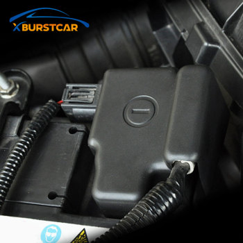 Xburstcar For Honda HRV HR-V Vezel City LD-22 Car Engine Battery Negative Protect Cover Accessories image