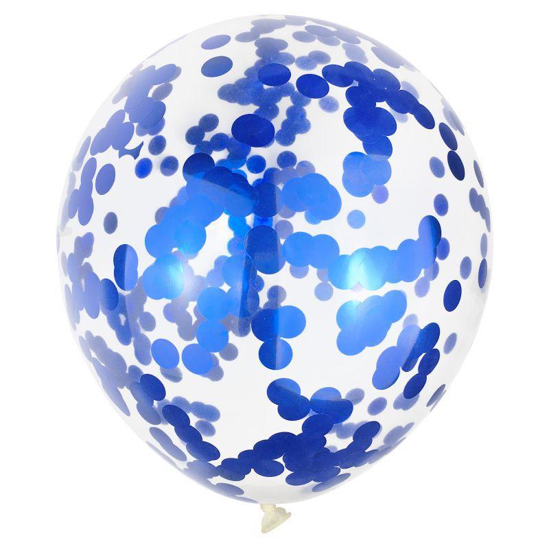 10 unids/lote globos claro de estrellas oro confeti de papel araña murciélago con diseño de fantasmas impreso globos feliz fiesta de cumpleaños de Halloween decoraciones - 6
