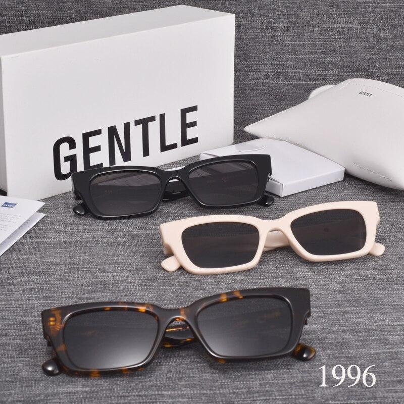 Женские солнцезащитные очки, поляризационные квадратные очки из ацетата, UV400, подходят для женщин с маленьким лицом, 2020