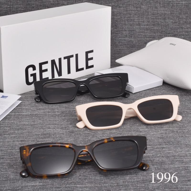 2020 gm mesmo que jennie adequado para rosto pequeno feminino óculos de sol suave 1996 acetato polarizado uv400 quadrados