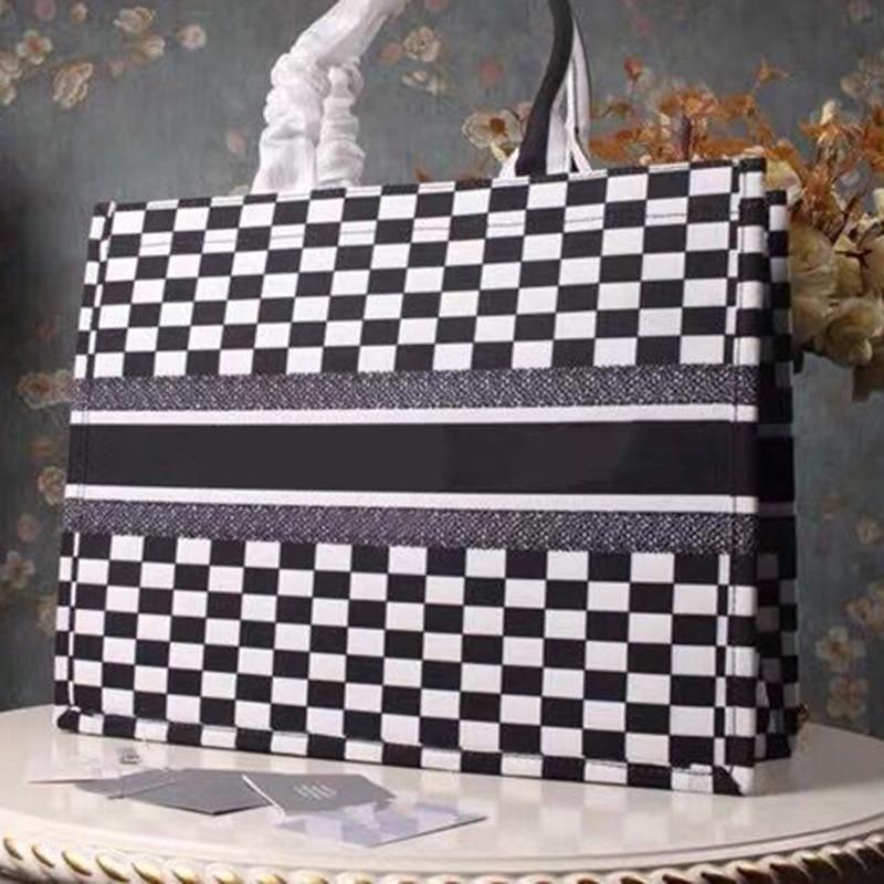 2019 холщовые сумки, женские сумки известных брендов, короткие сумки через плечо, большие вместительные дизайнерские сумки, сумки клатчи для ... - 3