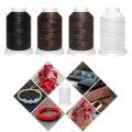 210D кожа Вощеная швейная нить шить шнура для кожи ремесла Сделай Сам проектов-1 мм Диаметр, 77 ярдов