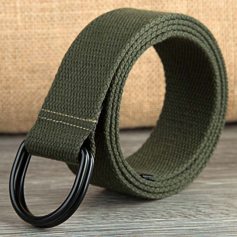 Canvas Belt 4