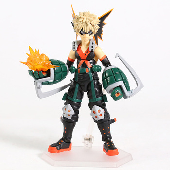 My Hero Academia Katsuki Bakugo Figma 443 PVC Action Figure Collectible Model Toy 2