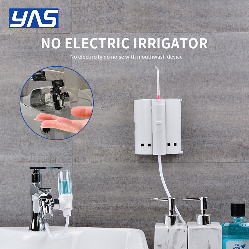 Где купить Кран для воды зубной Флоссер ирригатор для полости рта струя межзубная щетка Зубная щетка для чистки спа очиститель отбеливание зубов XS4-A YAS