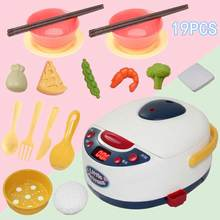 New 19 Pcs Kitchen Pretend Play Cooking Toys Simulation Hous