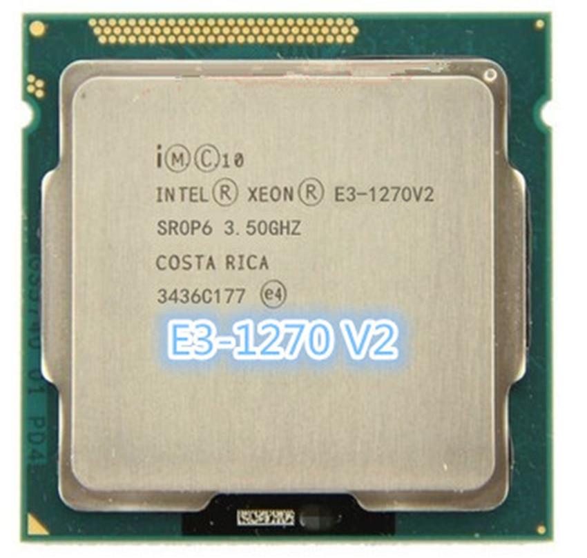 Intel Xeon E3-1270 v2…