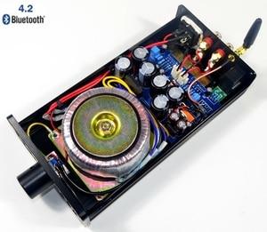 Image 2 - 새로운 LM3886 미니 파워 앰프 HiFi 블루투스 파워 앰프 오디오 40W + 40W