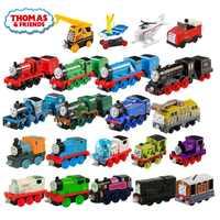 45 Style Thomas et ami Strackmaster 1:43 Train modèle voiture enfants jouets pour enfants moulé sous pression Brinquedos éducation cadeau d'anniversaire