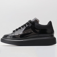 Men Running Shoes Casual Fashion Top Quality Sport Shoes For Women Real Leather Luxury Brand Ladies Sneakers Plus Size 35 45