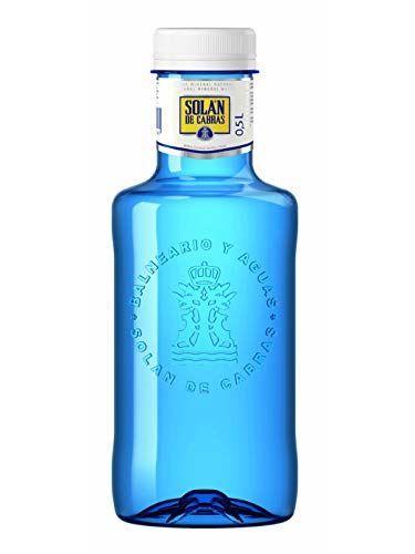 Solán De Cabras Botella Agua Solan De Cabras Pet 500ml (Pack De 20)