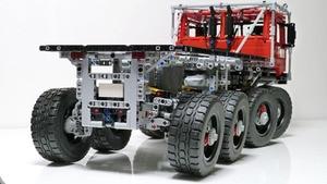 Image 2 - Техническая серия MOC, набор автомобилей Marauder, строительные блоки, развивающие игрушки для детей, модель подарка, совместима с Lepining Bricks