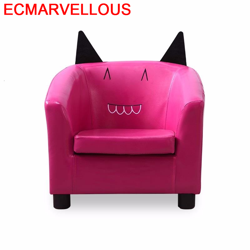Small Kids Chair Seat Pufy Do Siedzenia Lazy Bag Silla Princesa Mini Infantil Baby Children Chambre Enfant Children's Sofa