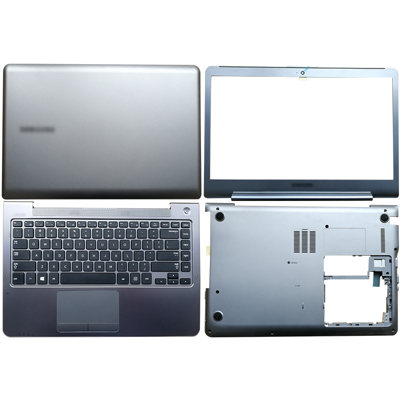 For Samsung NP530U4C 530U4C NP530U4B 530U4B 530U4CL 532U4C 535U4C 535U4X Laptop LCD Back Cover/Front Bezel/Palmrest/Bottom Case