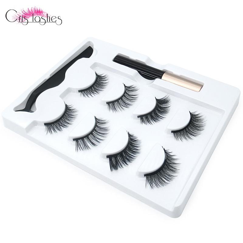 Magnet eyelash set (7)