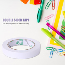 Stationery-Supply Adhesive-Tape Double-Sided Crafts Scrapbooking Arts Powerful DIY Slim