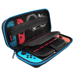 Image 3 - Bevigac נסיעות נשיאת מגן מקרה אחסון פאוץ תיק תיבת עם 20 משחק כרטיס חריץ עבור Nintendo Nitendo Nintend מתג קונסולה