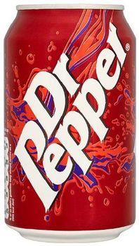 Dr Pepper - 330Ml
